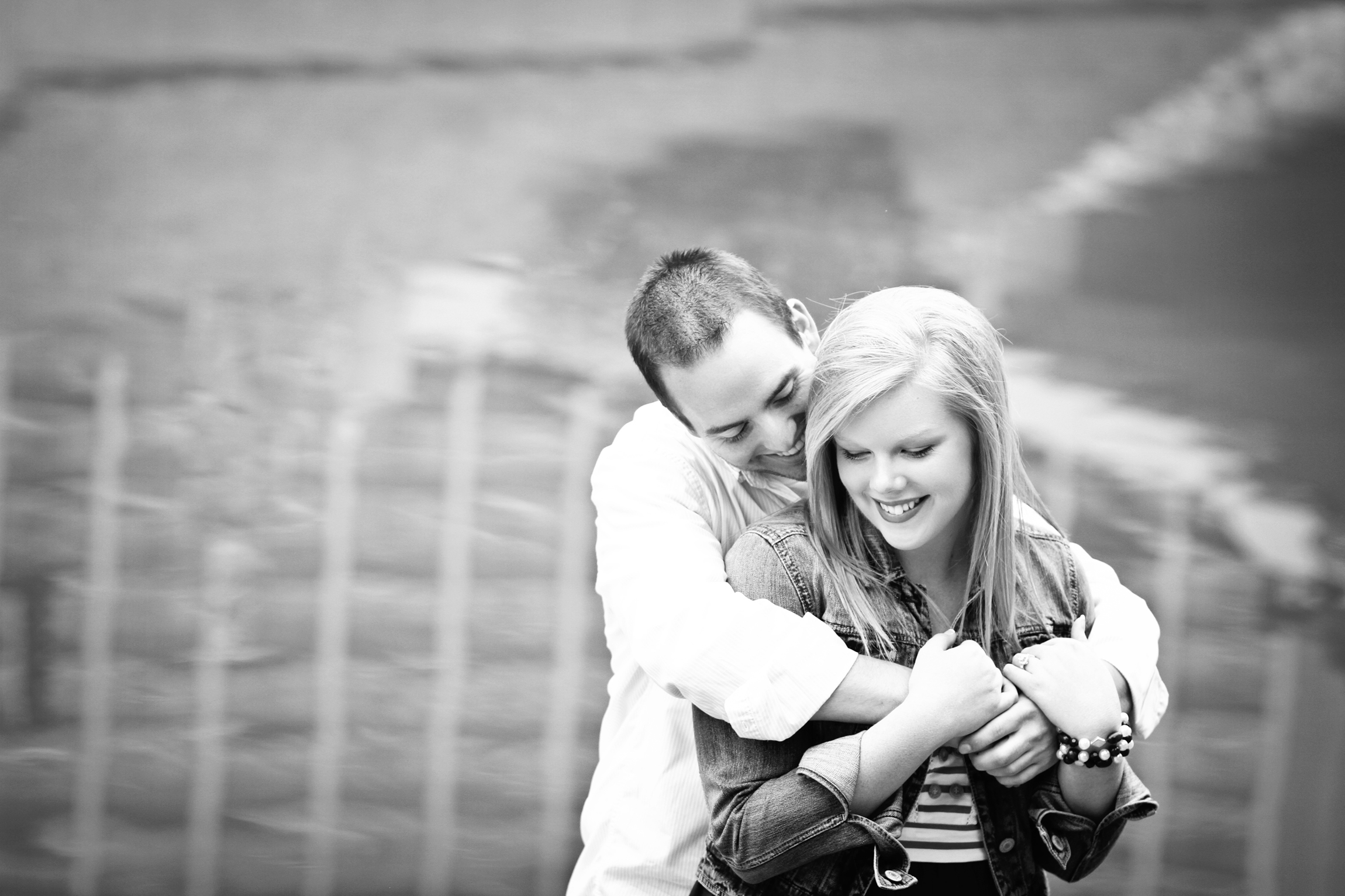 19e81195f46 Cincinnati Area    Kansas City Area Wedding Photographer   Brittany and  Ryan s Plaza Engagement Session