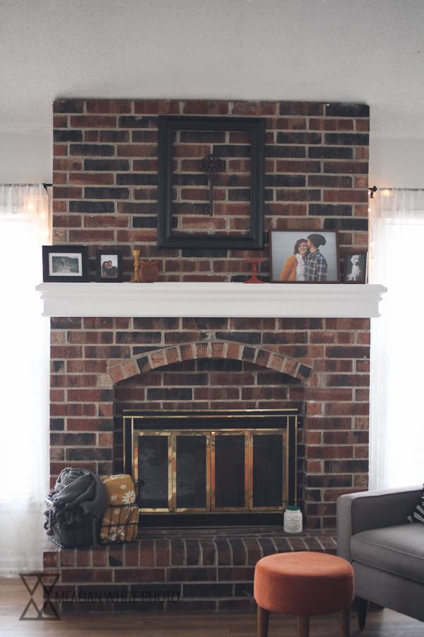Meagan White Photo - our white house home tour056