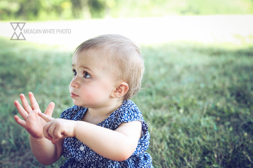 Meagan White Photo - Kimber is ONE 018